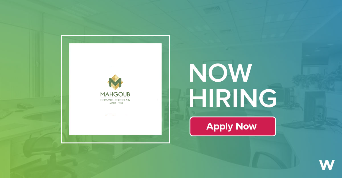 Job: Receptionist at Mahgoub Group in Cairo, Egypt