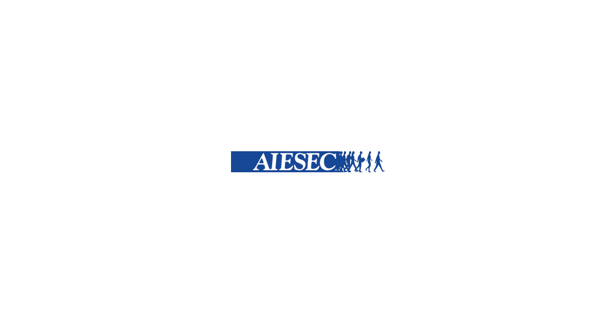 Job: English teaching at AIESEC 6th October in Gaziantep, Turkey