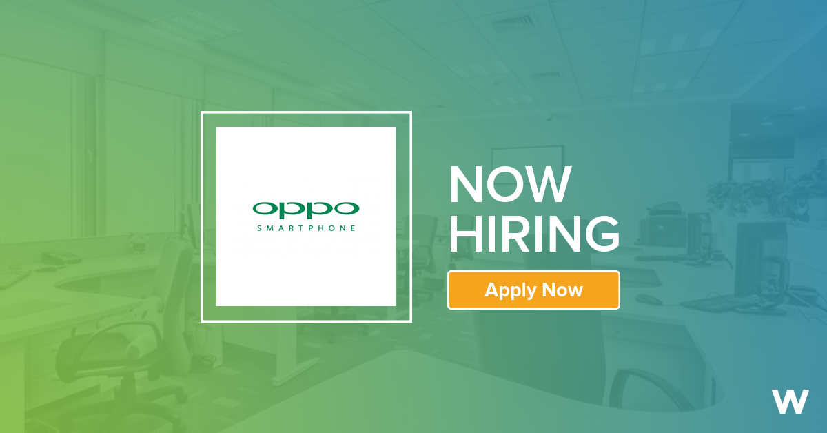 Job: Commercial Specialist at OPPO Egypt For Trade and Distribution in Cairo, Egypt