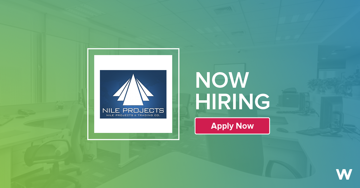 Job: HR Personnel - New Cairo at Nile Projects & Trading in Cairo, Egypt