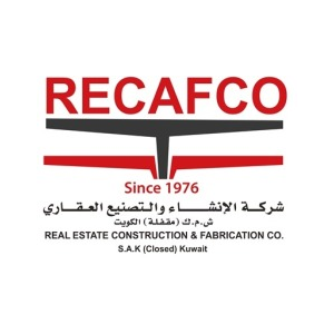 Clerk at Real Estate Construction & Fabrication Co.- RECAFCO - Al Ahmadi
