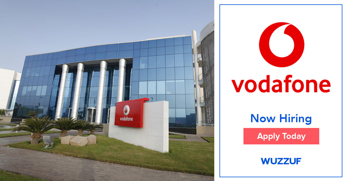 Job: Ireland Telesales - Vodafone at Vodafone in Cairo, Egypt