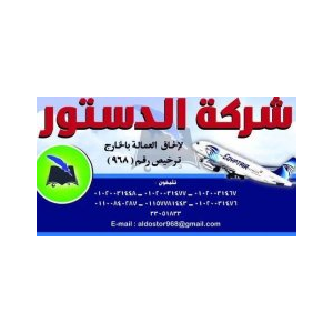 مطلوب مقيمه أنف و أذن لمستوصف بالرياض at شركه الدستور - Cairo